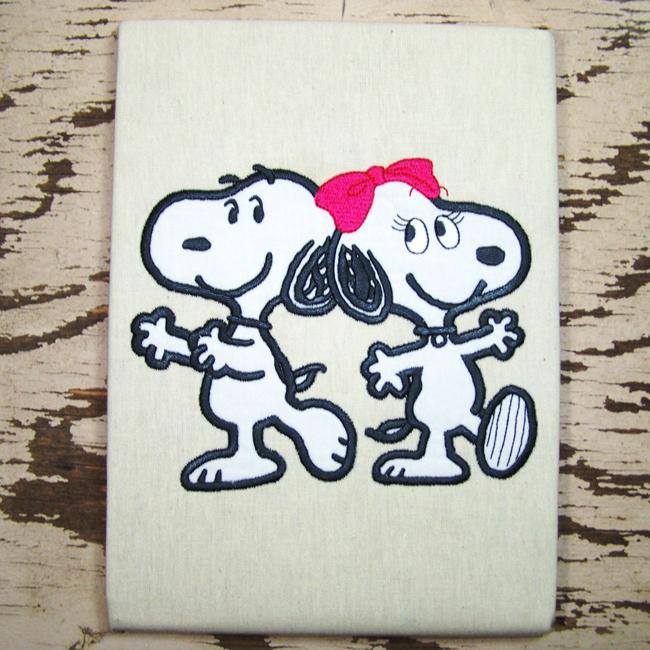9f7e8c359e0df Snoopy Applique Machine Embroidery Design Pattern-INSTANT DOWNLOAD