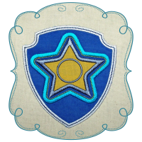 Captain Billy Badge