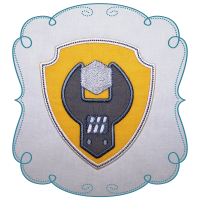 Champ Badge