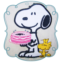 Droopy Bakes a Cake