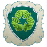 Rumble Badge