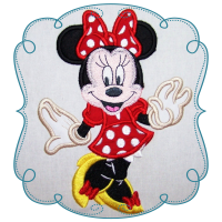 Dotted Mindy Mouse